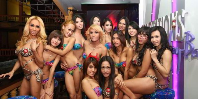 Ladyboy Group
