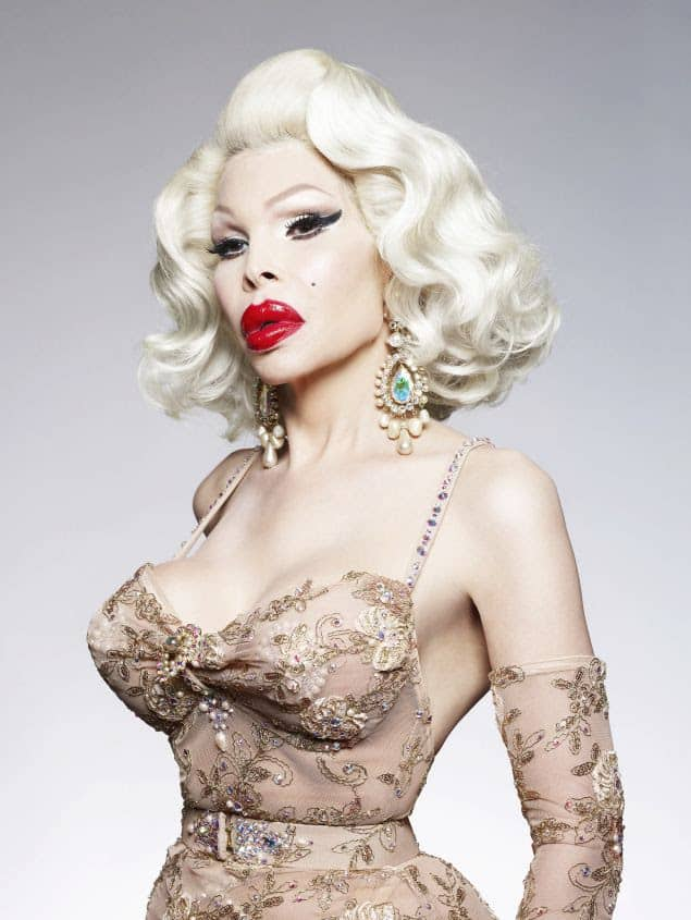 Amanda Lepore actress and singer