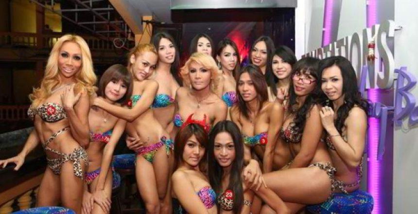 Ladyboy Group